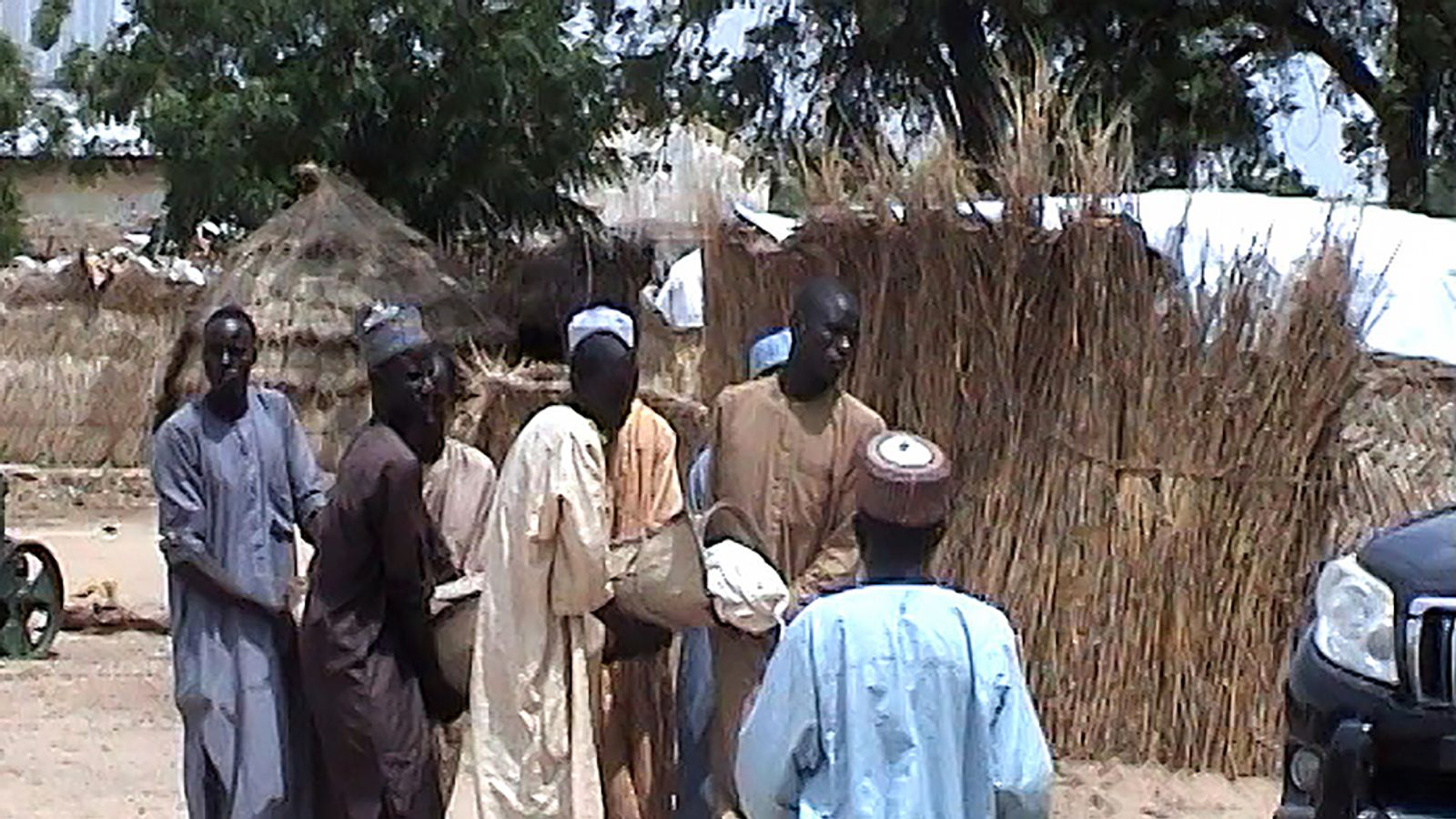More than 60 dead as Boko Haram extremists target funeral