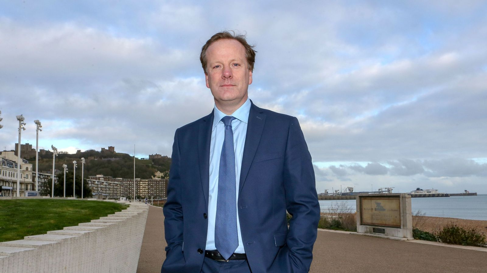 Charlie Elphicke: Tory MP charged with three counts of sexual assault | UK News | Sky News