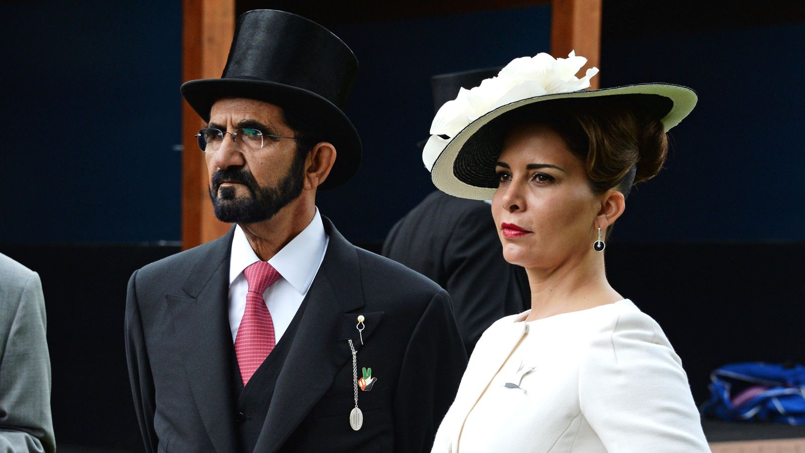 Dubai ruler's wife seeks forced marriage protection order