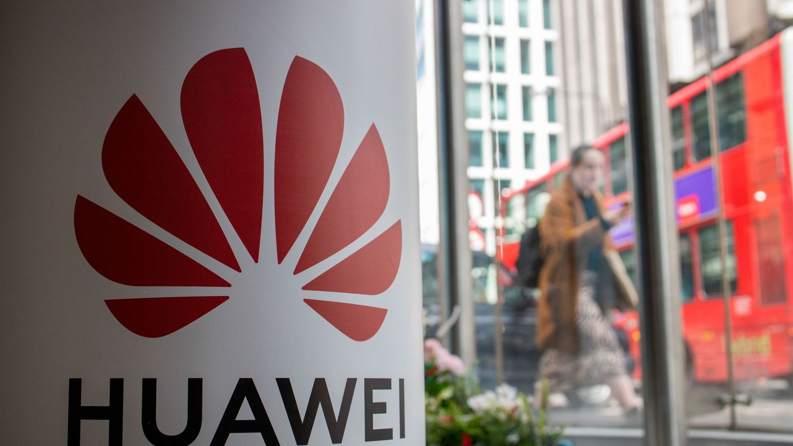 Huawei confident it'll be part of UK's 5G network despite US pressure