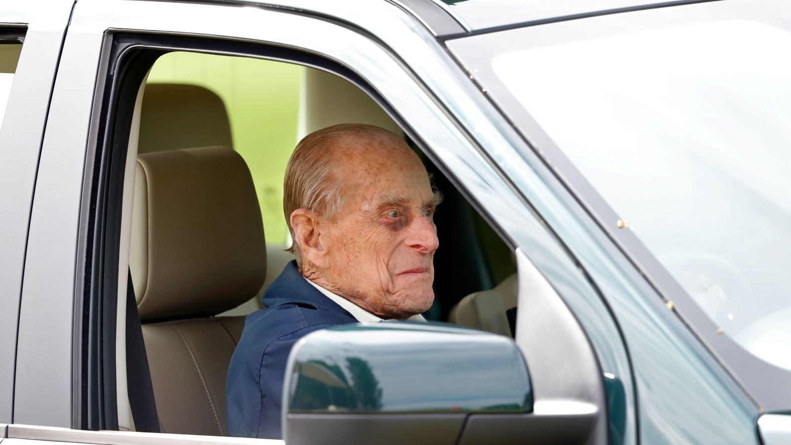 Speed limit to be cut on road where Prince Philip crashed his car after spate of serious accidents
