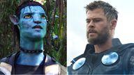 Avatar and Avengers Endgame