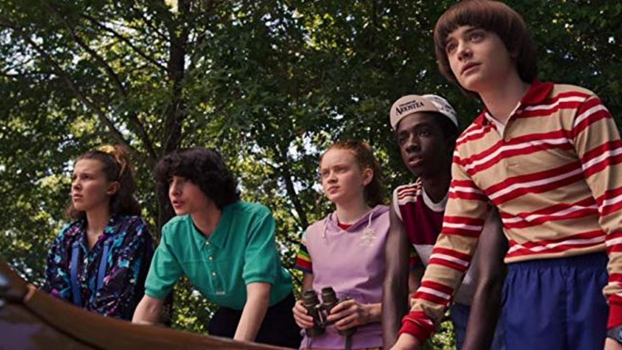Stranger Things star Noah Schnapp: Parents help with the '80s references