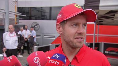 Vettel: I really enjoyed it