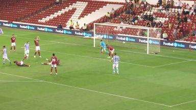 Nottingham Forest 2-2 Real Sociedad