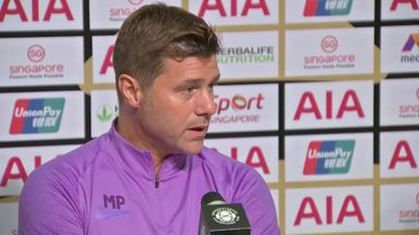 Poch: I might have quit if we won CL