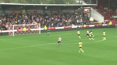 Brentford 1-3 Bournemouth