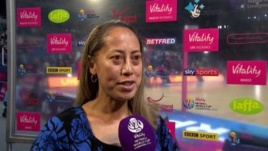 Solia: Can't fault Samoa's performance