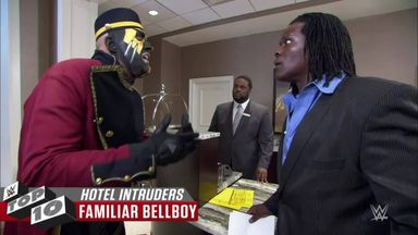 WWE Top 10: Hotel room intruders