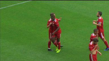 Accrington 2-1 Marseille