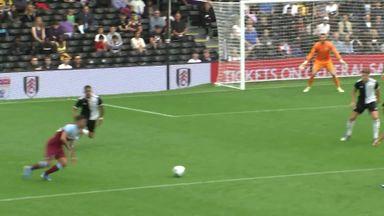 Fulham 0-1 West Ham
