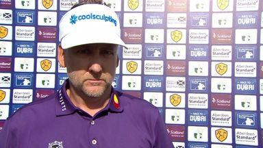 Poulter: It was good prep