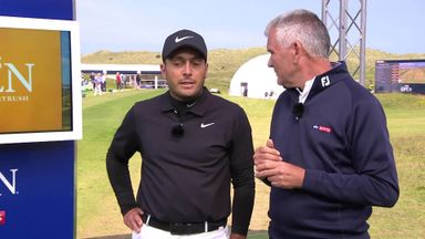 Molinari relishing Open defence