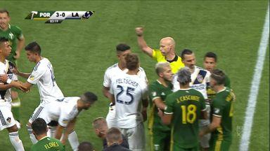 Portland 4-0 LA Galaxy