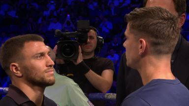 Loma and Campbell go head to head