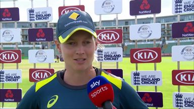 Lanning: We've coped with the pressure
