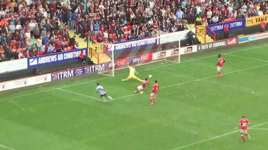 Charlton 1-4 Aston Villa