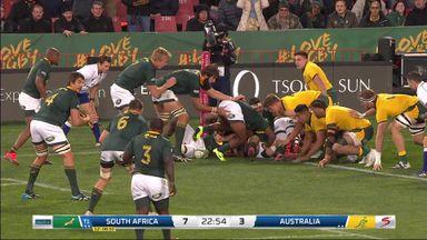 South Africa 35-17 Australia