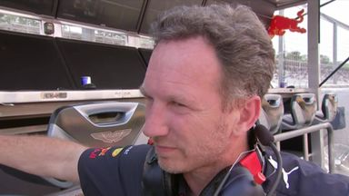 Horner frustrated after Gasly crash