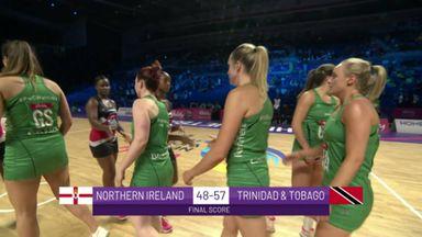 Northern Ireland 48-57 Trinidad & Tobago