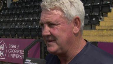 Bruce confirms Newcastle talks