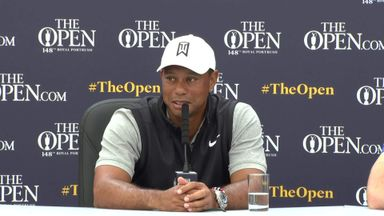 Woods 'snubbed' by Koepka