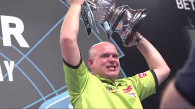 Matchplay Memories: MVG's first crown