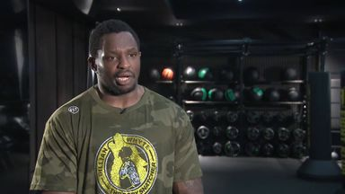Whyte: Rivas 'feels unstoppable'