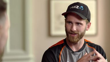 Williamson: I learnt from McCullum