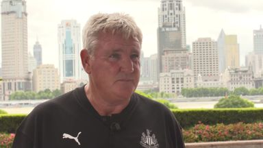 Steve Bruce SSN interview in full