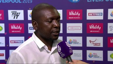 Makunde lost for words after victory