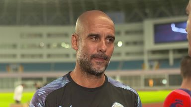 Pep: City are already on right path