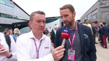 Southgate learning from Mercedes