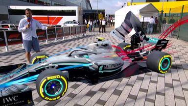 Why Mercedes struggled in Austria?