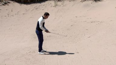 The perils of the Portrush bunkers