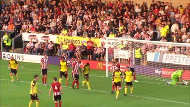 Burton 2-1 Sheff Utd