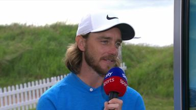 Fleetwood: The Open's the one I want most