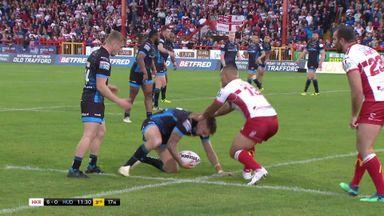 Hull KR 12-18 Huddersfield