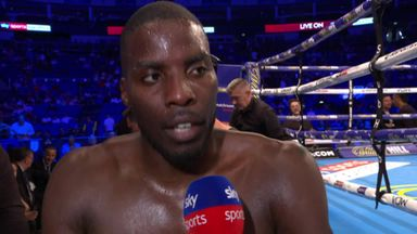 European belt next for Okolie