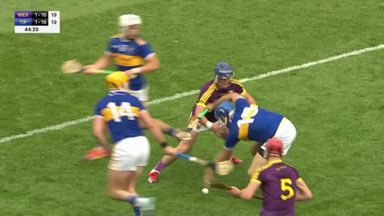 Wexford v Tipperary highlights