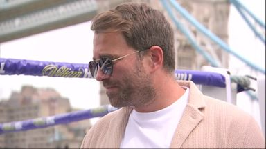 Hearn: Winner fights for WBC