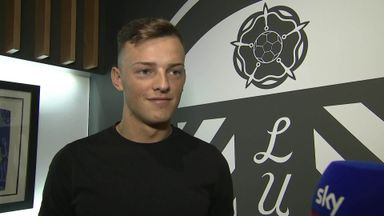 Harrison, White unveiled at Leeds