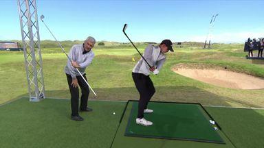 Analysing Fitzpatrick's swing