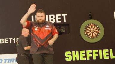 PL Darts Wk15: Smith v Wade