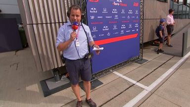 British GP: The Notebook