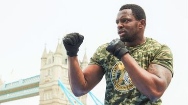 Whyte v Rivas: The Workouts