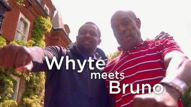 Whyte Meets Bruno