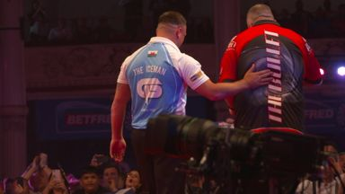 World Matchplay: Price v Bunting