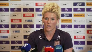 Houghton and Bright have 'natural bond'