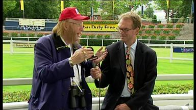 McGrath: McCririck was 'a legend'